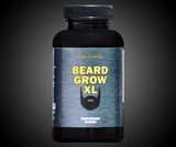Beard Grow XL Facial Hair Supplement