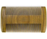 Dual Action Beard Comb & Protective Sleeve