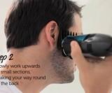 Remington Cordless Vacuum Self-Haircut Kit