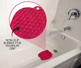 Shower Foot Massager, Scrubber & Cleaner