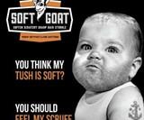Soft Goat Scruff & Goatee Softener