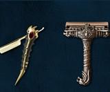 Valyrian Steel Razors