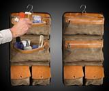 Vetelli Hanging Toiletry Travel Bag