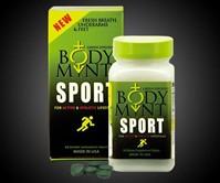 Body Mint Internal Deodorant Pills