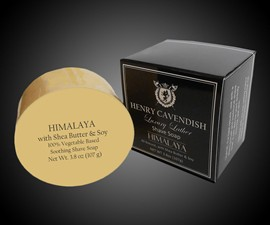 Henry Cavendish Himalaya Shaving Soap