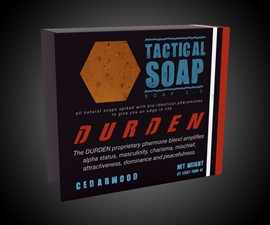 Pheromone-Enhanced Tactical Soap