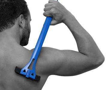 baKBlade DIY Back Hair Shaver