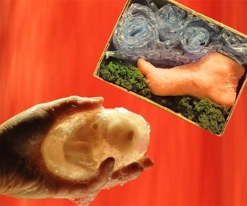 Fetus & Foot Soap