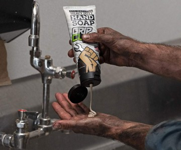 Grip Clean Dirt-Infused Heavy Duty Hand Cleaner