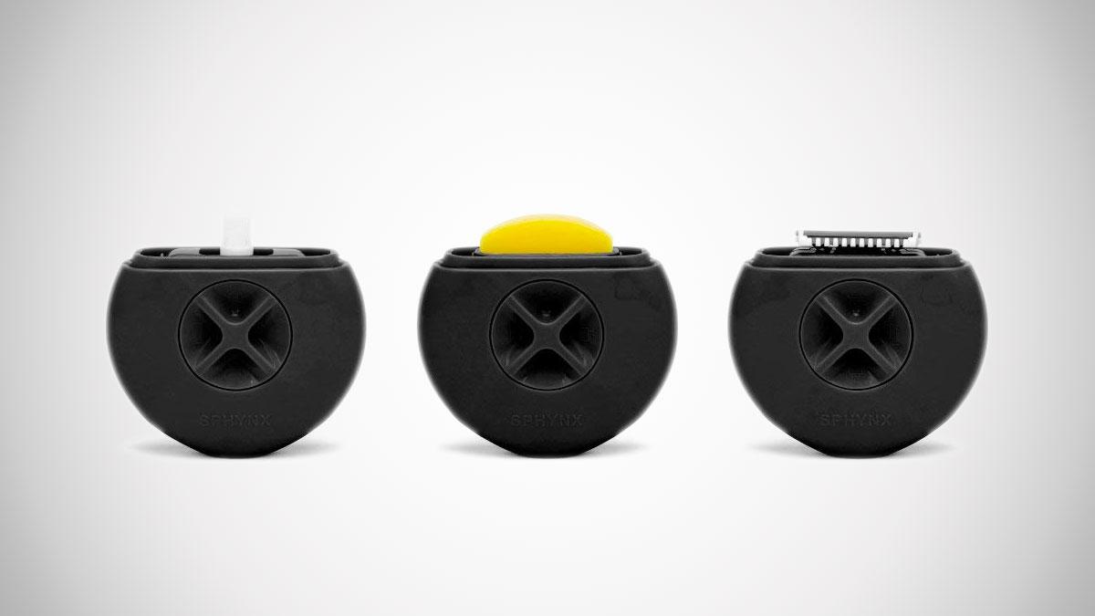 Sphynx Portable Razor for Women