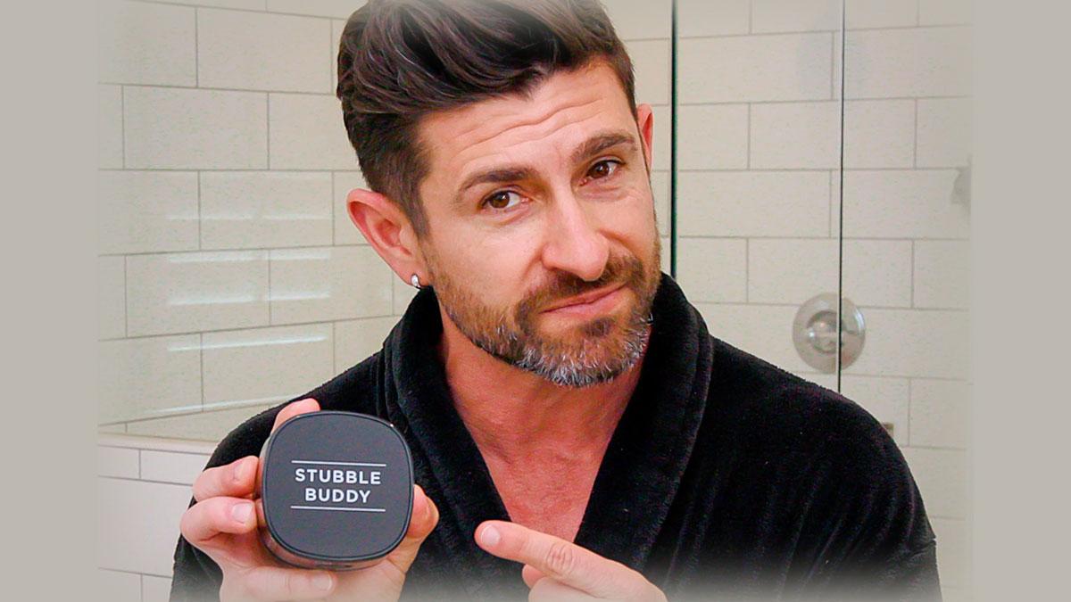 Stubble Buddy Beard & Manscaping Vacuum