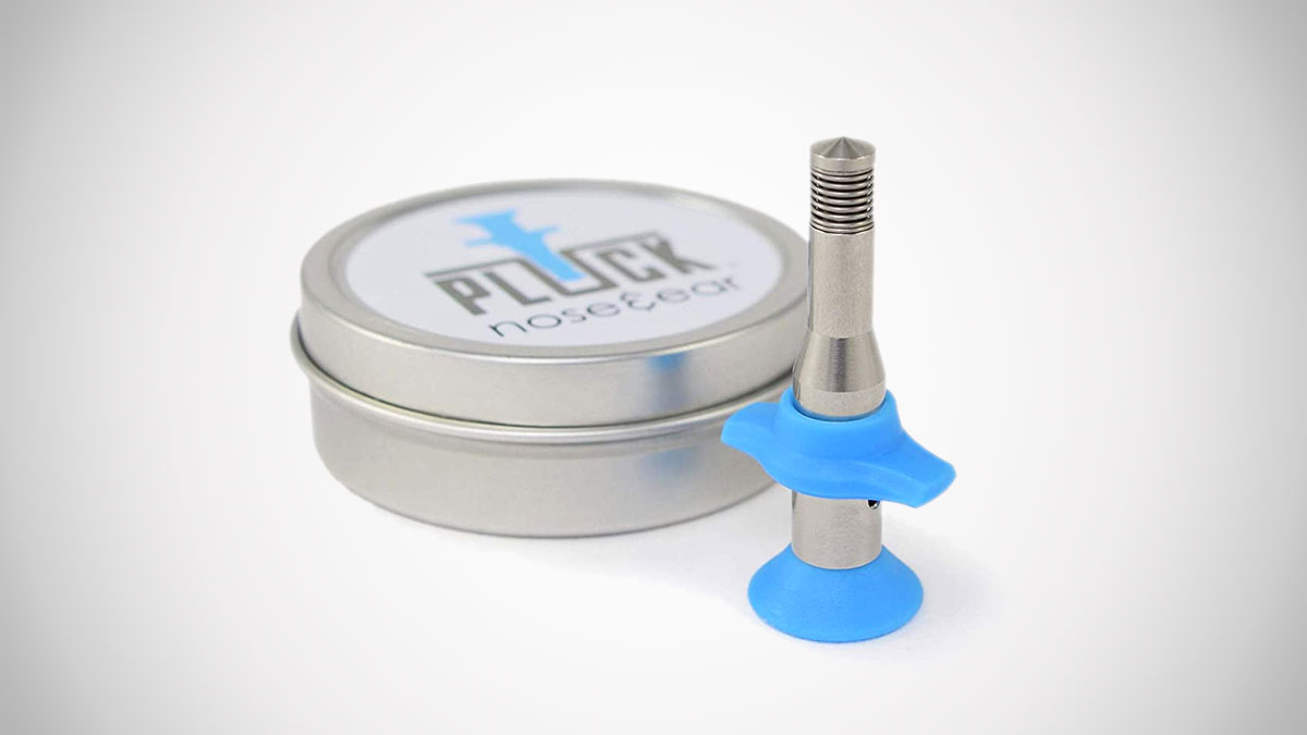 The PLUCK Nose Hair & Ear Hair Remover