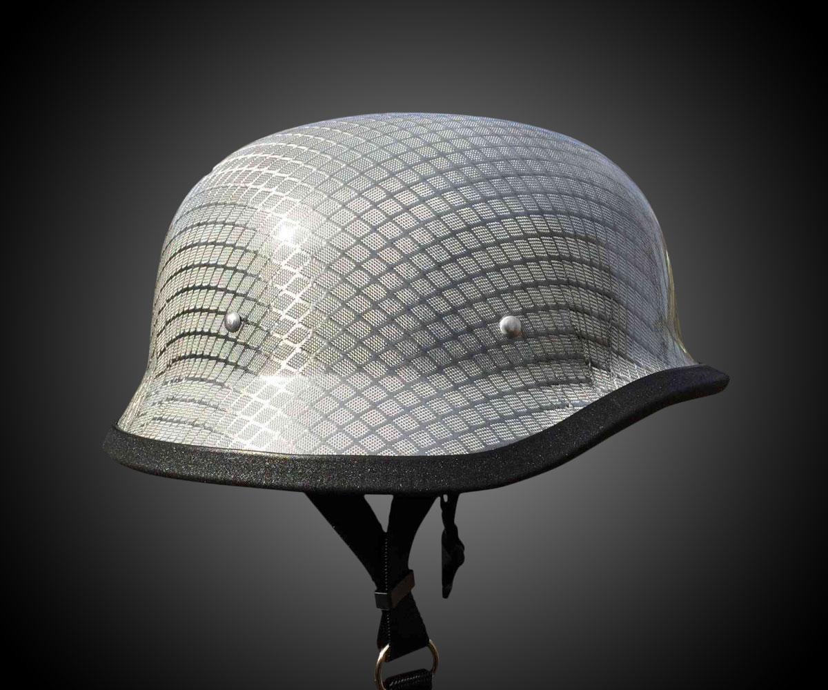 Carbon Fiber Motorcycle Helmet >> Carbon Fiber & Kevlar Motorcycle Helmet | DudeIWantThat.com