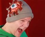 Bloody Eyeball Beanie