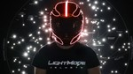 LightMode Bike Helmet EL Kits
