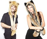 Animal Hoodies