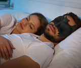 Batman Sleep Mask