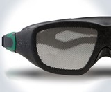 Safe Eyes Mesh No-Fog Safety Goggles