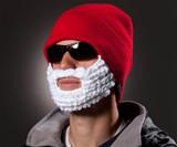 Santa Beard Beanie