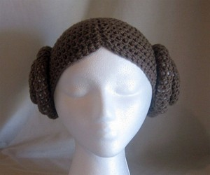 Princess Leia Beanie