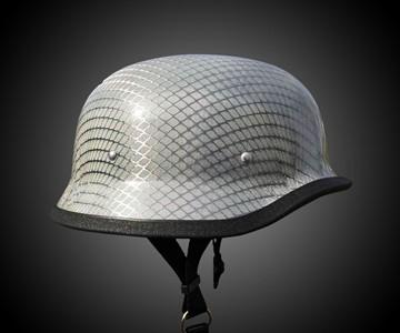 Carbon Fiber Motorcycle Helmets >> Carbon Fiber & Kevlar Motorcycle Helmet | DudeIWantThat.com