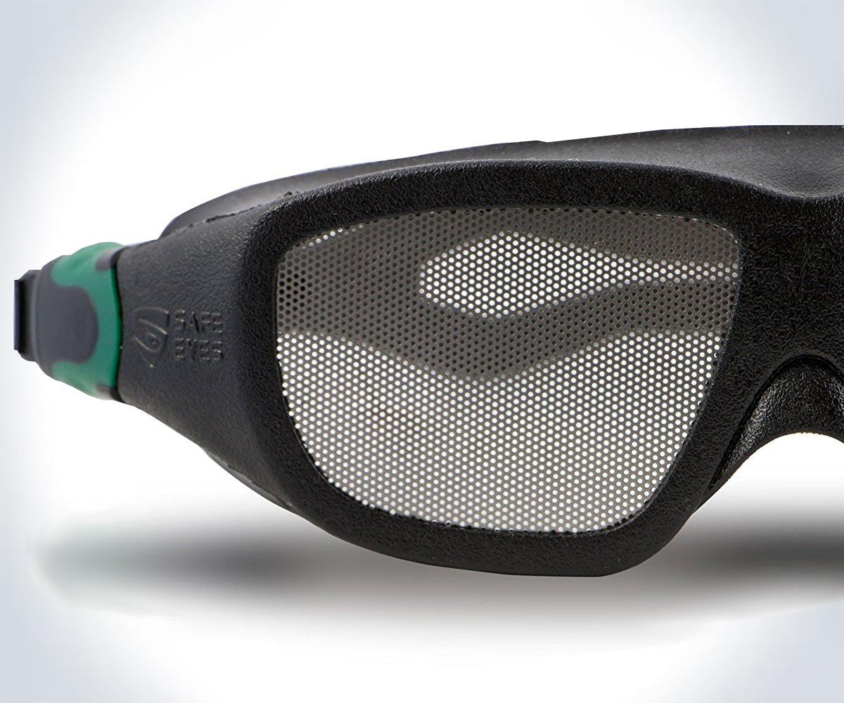 Safe Eyes Mesh No Fog Safety Goggles Dudeiwantthat Com