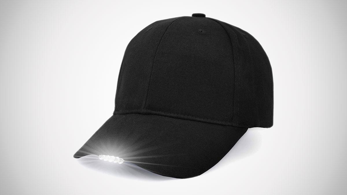 UltraKey Hands Free LED Baseball Cap ... 695a83aa399