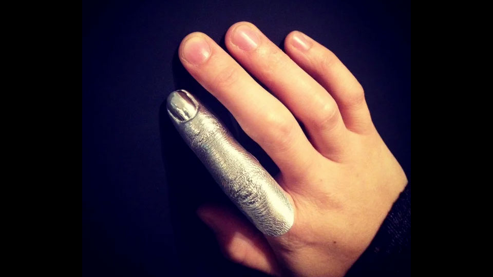 Full Finger Ring