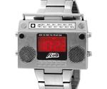 The Gunmetal Boombox Watch