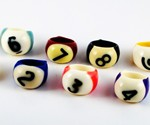 Pool Ball Rings - Rounded Style