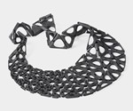Kinematics 3D Printed Necklace