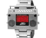 The Gunmetal Boombox Watch