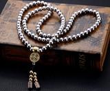 Buddha Beads Self Defense Necklace