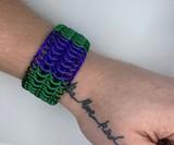 Handmade Chainmail Bracelets