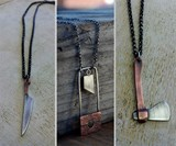 Miniature Weapons Jewelry