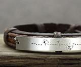 Morse Code Bracelets