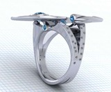 USS Enterprise Ring