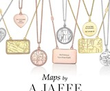 Where It Happened Map Jewelry