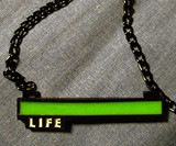 Zelda Life Bar Necklace