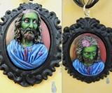 Zombie Jesus Pendants
