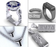 Designer Star Wars Jewelry
