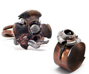 Israeli Bullet Rings
