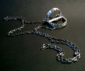 Bear Trap Necklace