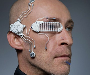 Cybernetic Headpieces