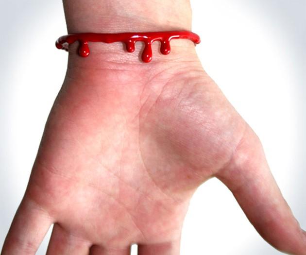 Out for Blood Bracelet
