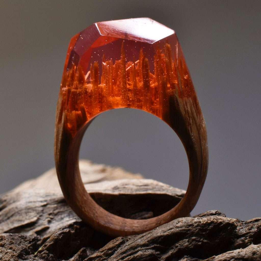 secret wood rings dudeiwantthatcom