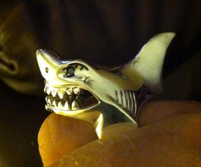 shark ring dudeiwantthat