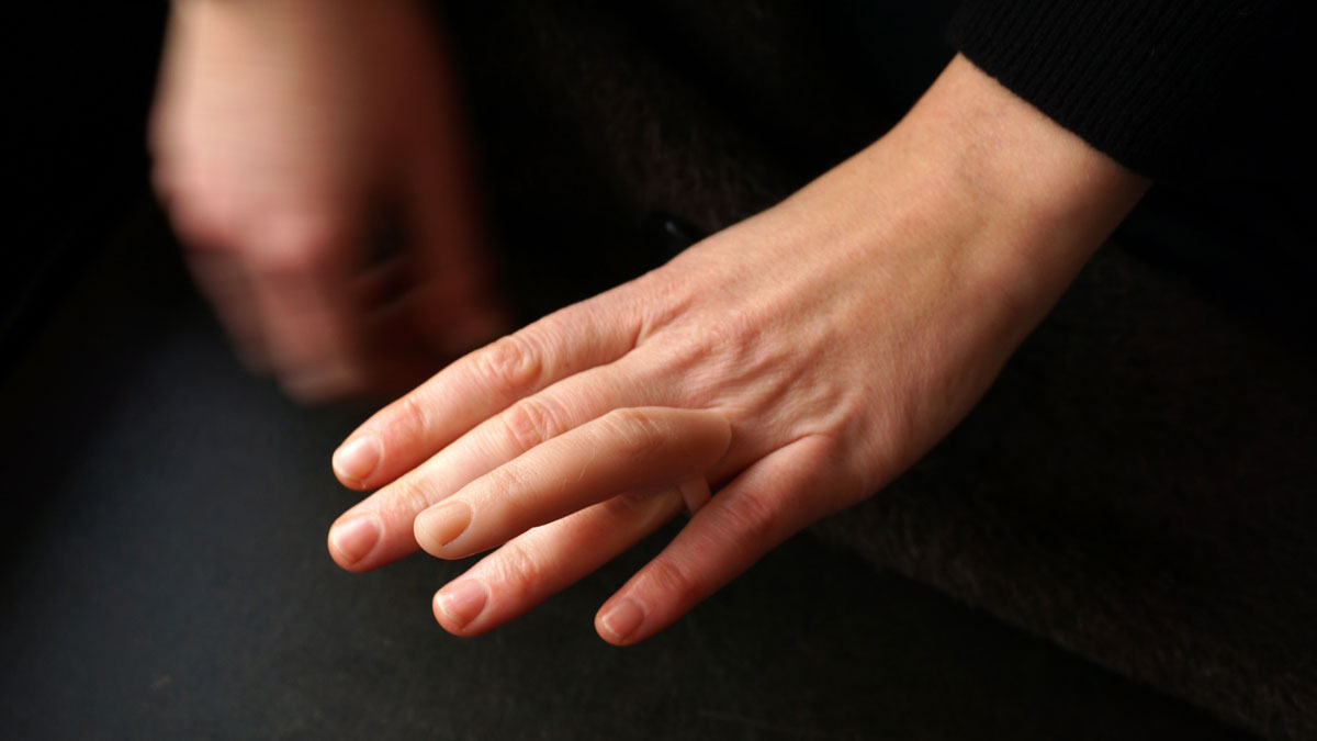 Sixth Finger Ring