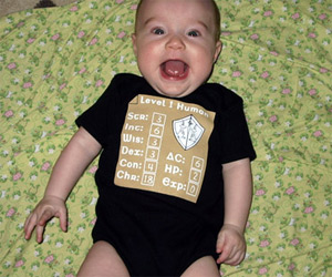 Level 1 Human Baby Creeper Romper Dudeiwantthat Com