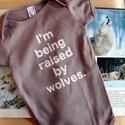 Raised By Wolves Onesie